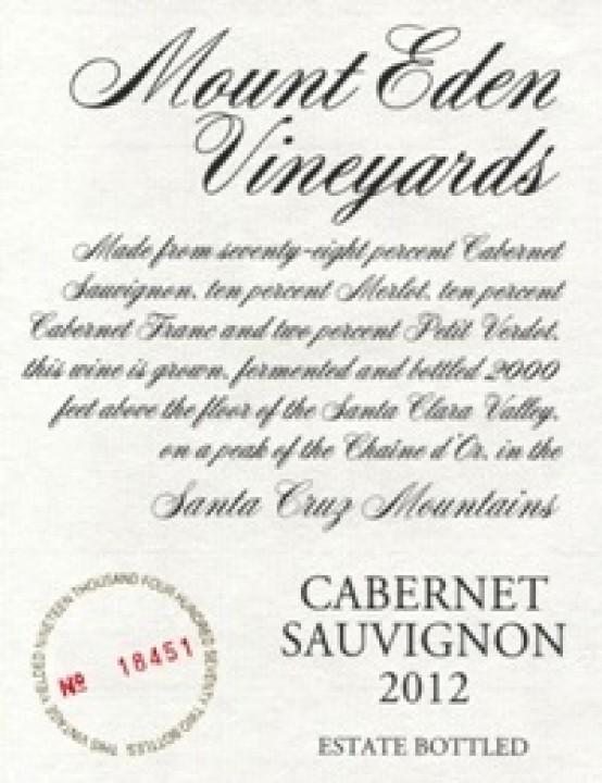 Cabernet Sauvignon | David Bowler Wine