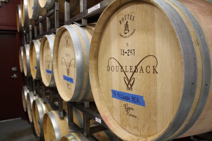 Doubleback Barrels
