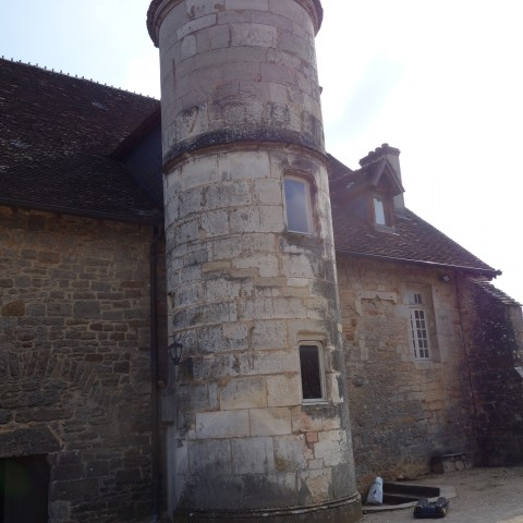 Historic building at Clos de la Perrière (14th century)