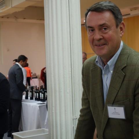 Jan Petterson Fernando di Castilla sherry