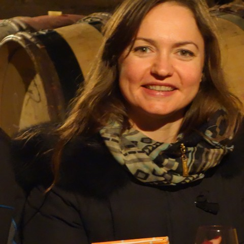 Michele Peters at Chandon de Briallies