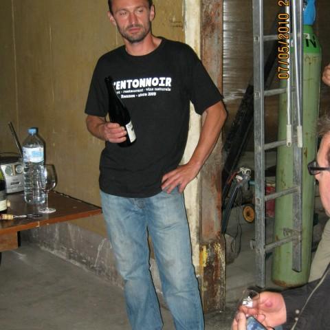 Olivier Lemasson Les vins Contés