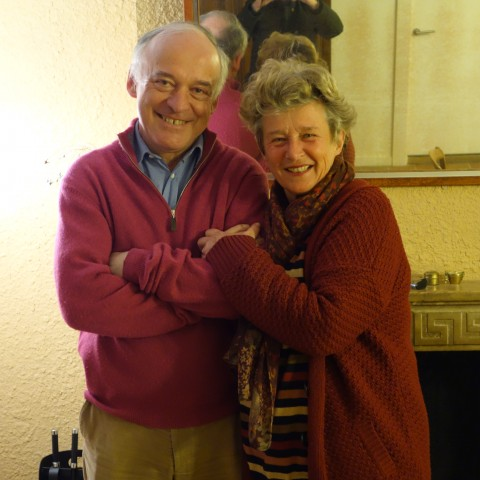 Xavier and Francoise Barbet